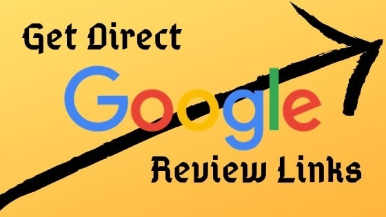 How to create a direct link for Google My Business customer